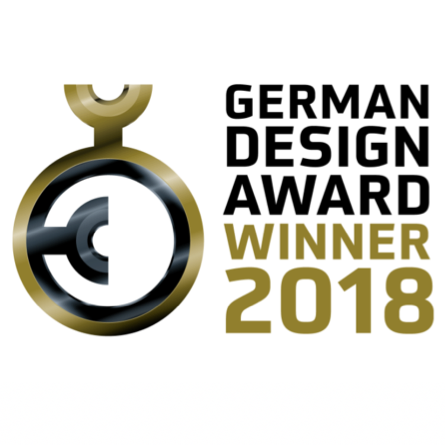 German Design Award 2018 (gb Maris 2 a gb Vaya iSize)