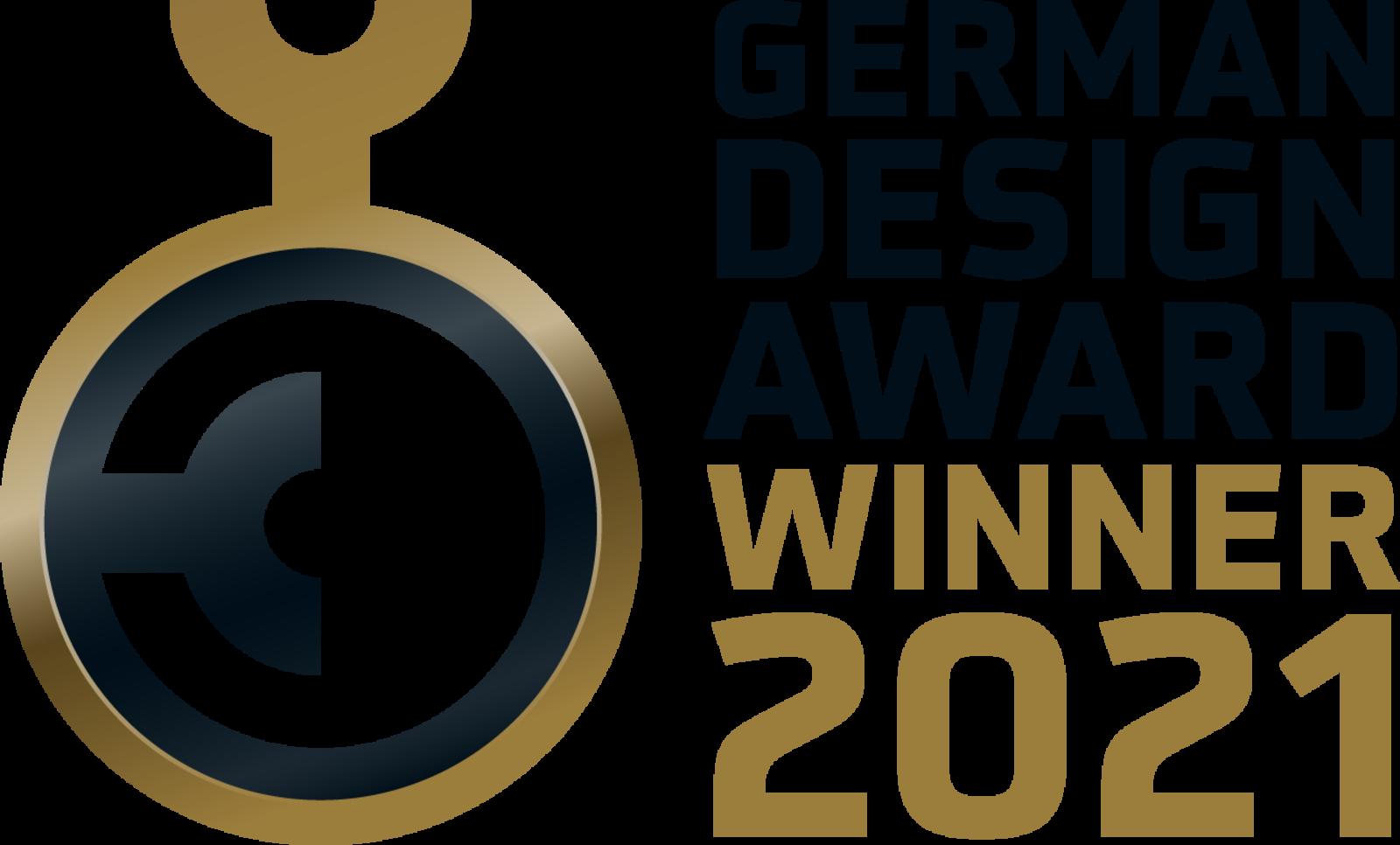 German Design Award 2021 (autosedačka CYBEX Solution Z i-Fix)