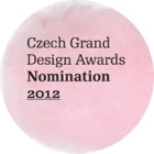 Nomination for Czech Grand Design Awards