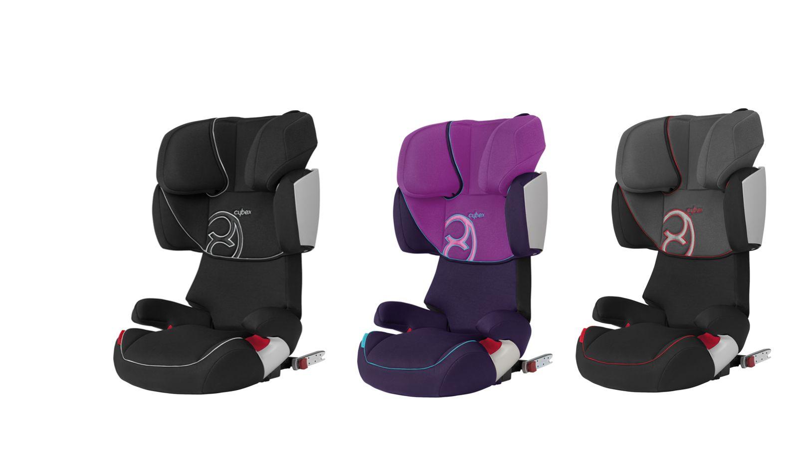 cybex solution x koncern. Black Bedroom Furniture Sets. Home Design Ideas