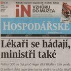 Hospodářské noviny (16. 2. 2011)