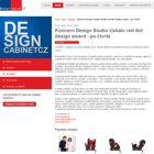 Design Cabinet (7.7.2012), CZ