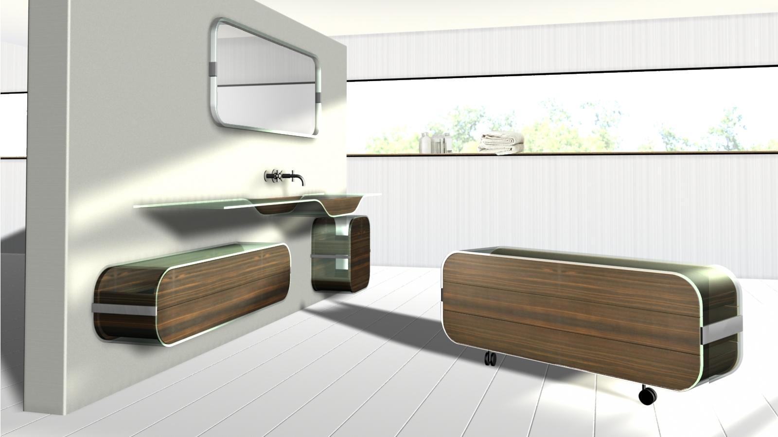 Bathrooms for Sanipa — Koncern